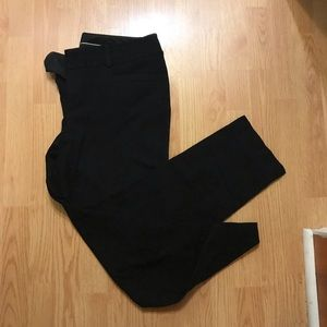 Black Dress Pants Banana Republic Jackson Fit